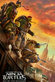 Teenage Mutant Ninja Turtles: Out Of
